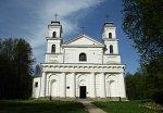 Воронча, костел св. Анны, 1773-81 гг.