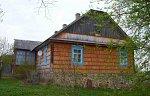 Вязынь, церковь: дом священника (дерев.), XIX в.?