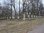 Вылево, ограда церкви, XIX-нач. XX вв.