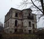 Высокое (Оршан. р-н), усадьба:  усадебный дом, рубеж XIX-XX вв.