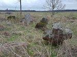 Юхновка, каменные кресты