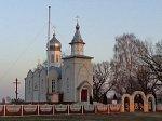 Замшаны, церковь св. Николая, после 1990 г.