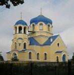 Збляны, церковь Покровская, 1900 г.