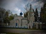 Збураж, церковь Покровская, 1993 г.
