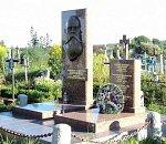 Жупраны, могила Франтишка Богушевича